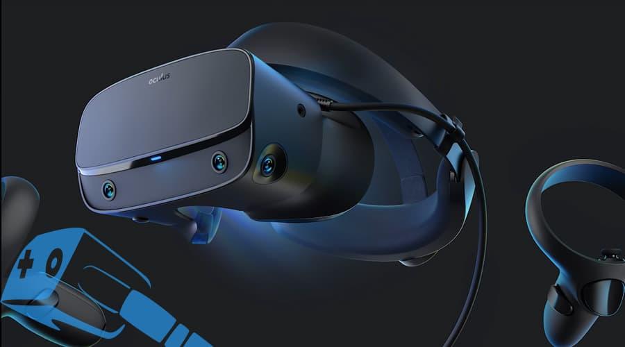 mandos oculus rift